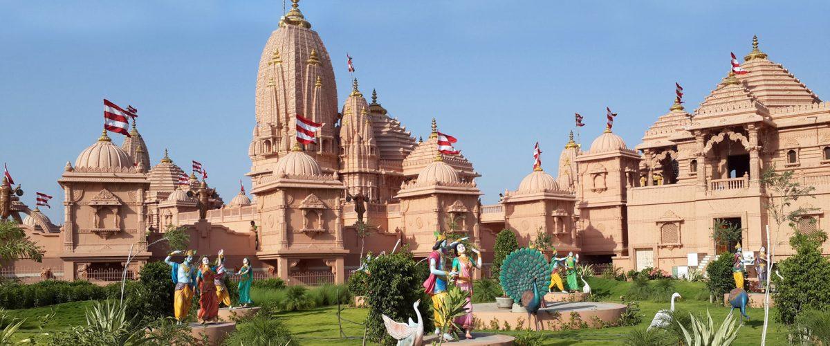 NilkanthDham-SwamiNarayanTemple-Poicha
